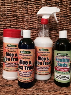 Aloe & Tea Tree Skin Lotion