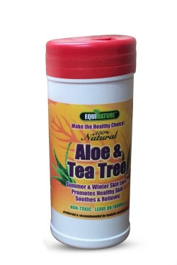 Aloe and Tea Tree Wipes